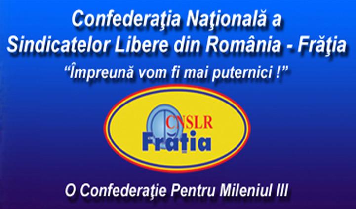 CNSLR Frăția Mureș | Sindicatele din judetul Mures
